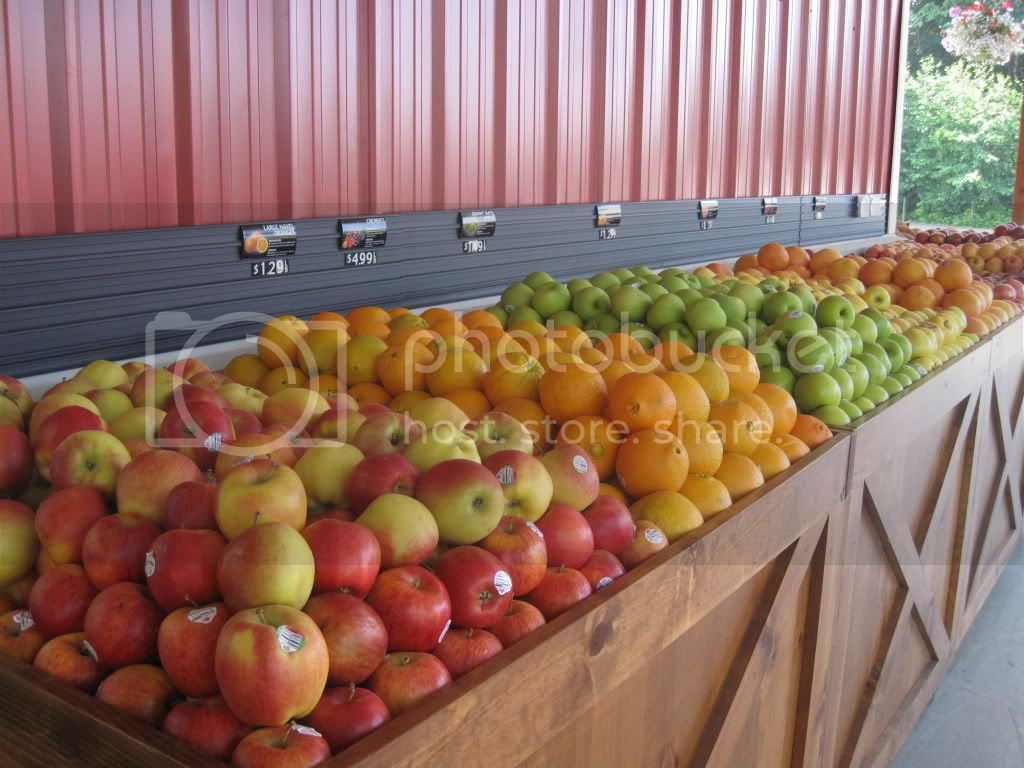 Fruits at Maan Farms