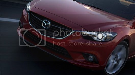 Mazda6 2014 chun b ra mt