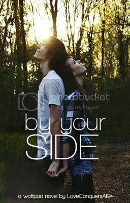 By Your Side, Cover for story